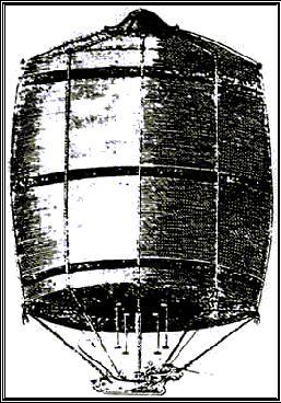 The Grand Edinburgh Fire Balloon