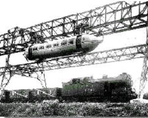 The Bennie Railplane