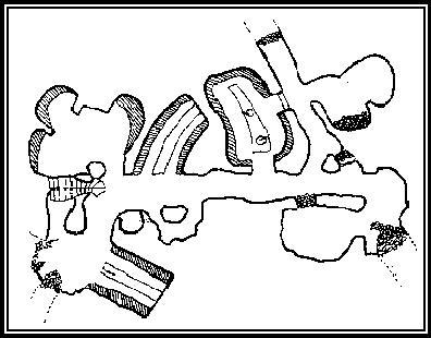Plan of Gilmerton Cove