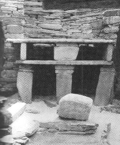 Skara Brae: House Interior