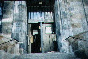 Glasgow School of Art Main Entrance