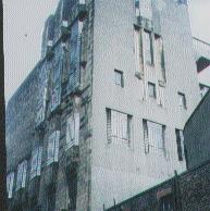 Glasgow School of Art Western Elevation
