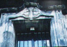 Glasgow School of Art Pediment Detail