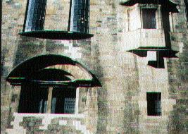 Glasgow School of Art Detail